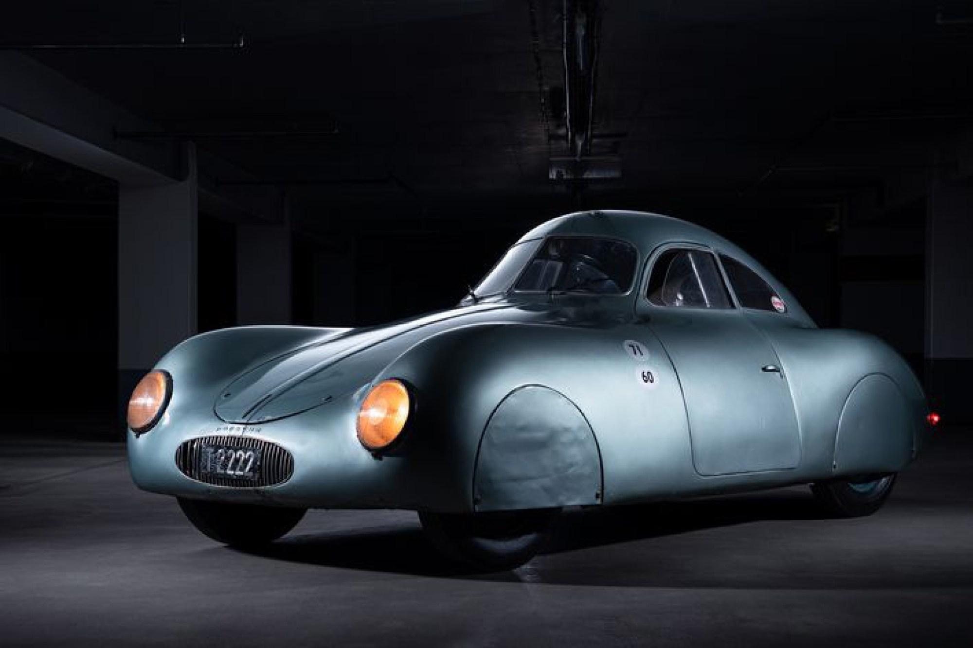 Oldest Surviving Porsche