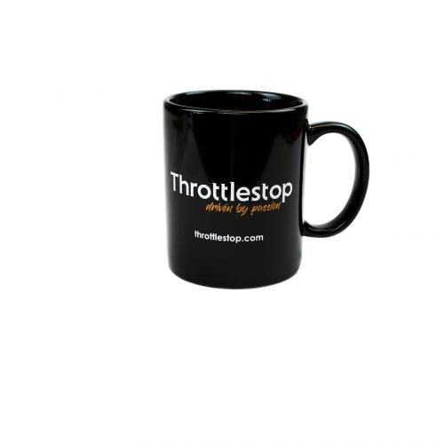 Back of coffee mug