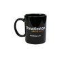 Front of coffee mug