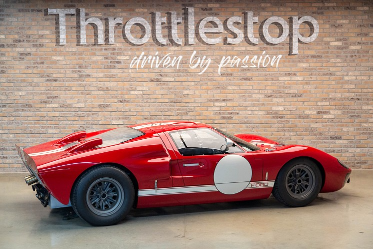 Photo of the Ford GT used for sound engineering for sale at Throttlestop in Elkhart Lake,