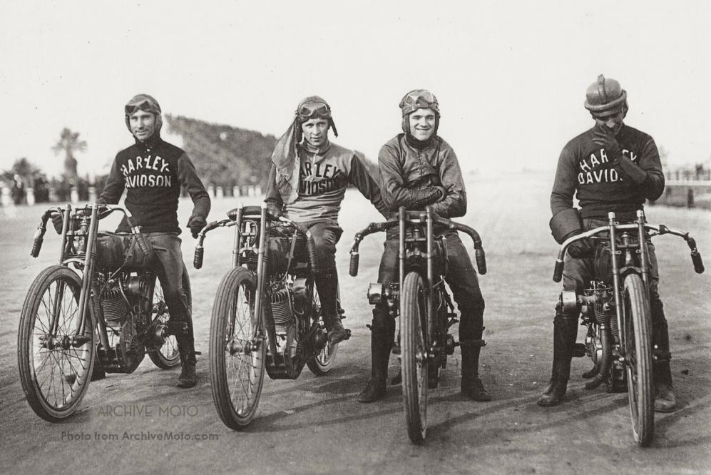 Harley-Davidson Wrecking Crew Photo